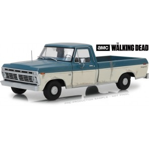 "1:18 1973 Ford F-100 ""The Walking Dead"""