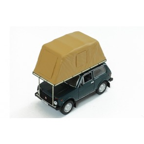 1:43 Lada Niva with roof tent
