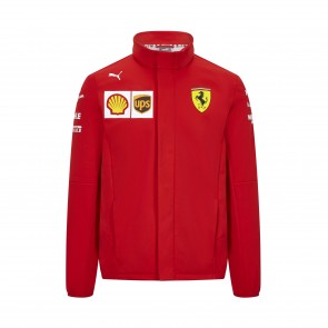 Scuderia Ferrari 2021 Adult Softshell Jacket
