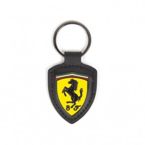 Ferrari Leather Fob keyring