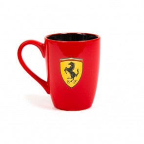 Ferrari Scudetto Mug red