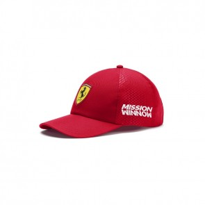 'Adult' 2019 Scuderia Ferrari Team Baseball Cap