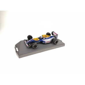 1:43 Williams Renault Riccardo Patrese