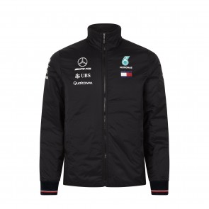 'Adult' Mercedes AMG F1 2018 Team Leightweight Padded Jacket