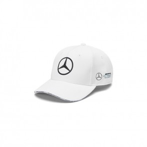 'Adult' 2019 Mercedes AMG Petronas Motorsport Team Baseball Cap Wit