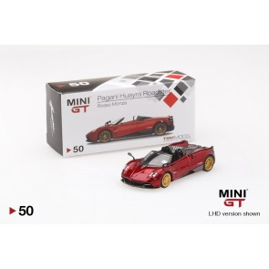 1:64 Pagani Huayra Roadster 'Rosso Monza' RHD