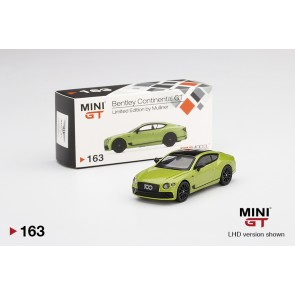 1:64 2019 Bentley Continental GT 'Limited Edition by Mulliner'