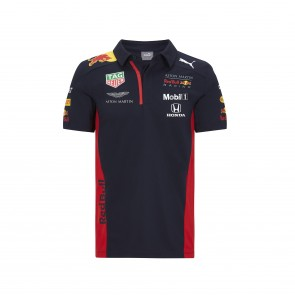 Aston Martin Red Bull Racing 2020 Mens Team Polo