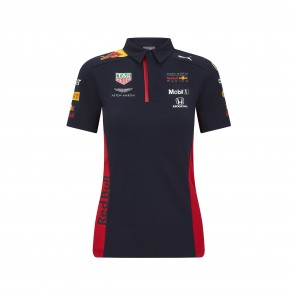 Aston Martin Red Bull Racing 2020 Womens Team Polo