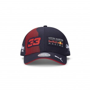 Aston Martin Red Bull Racing Adult Verstappen Baseball Cap