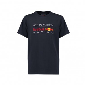 'Kids' 2019 Red Bull Racing Large Logo Tee