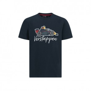 'Kids' 2019 Red Bull Racing Verstappen Car Tee