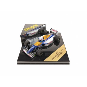 1:43 Williams Renault FW 15 B Alain Prost