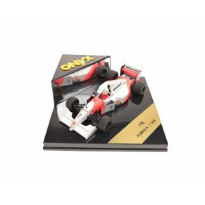 "1:43 ""Formula 1 Car"" McLaren MP4/8 Michael Andretti"