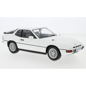 1:18 Porsche 924 Turbo 1979 Wit