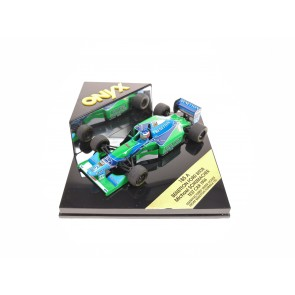 1:43 Benetton Ford B 193 B Test Car Michael Schumacher