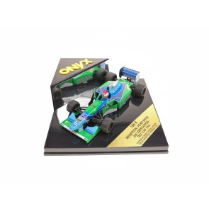 1:43 Benetton Ford B 193 B Test Car Jos Verstappen