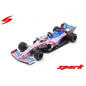 1:18 Racing Point-Mercedes RP19 Lance Stroll #18 Chinese GP 2019