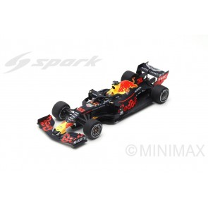 1:18 Aston Martin Red Bull Racing RB15 Max Verstappen 'Winner Austrian GP 2019' SPARK