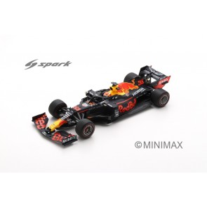 1:18 Aston Martin Red Bull Racing RB16 No.33 Max Verstappen 3rd place Styrian GP 2020