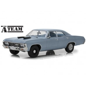 1:18 1967 Chevrolet Impala Sport Sedan *The A-Team (1983-87 TV Series)*