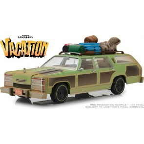 "1:18 Family Truckster 'Wagon queen' ""National Lampoon's Vacation"""