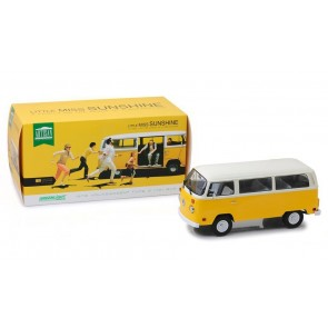 "1:18 1978 Volkswagen Type 2 Bus ""Little Miss Sunshine"""