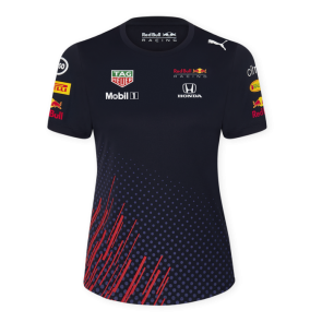 Red Bull Racing 2021 Womens Team Tee