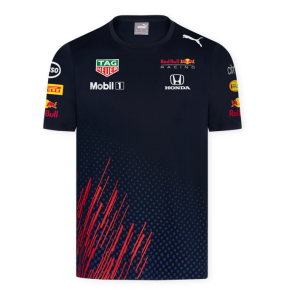 Red Bull Racing 2021 Mens Team Tee
