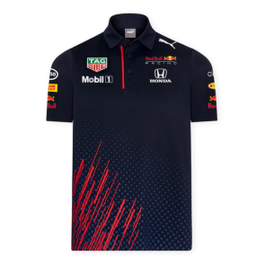 Red Bull Racing 2021 Mens Team Polo