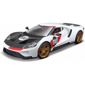 1:18 Ford GT 2021 Heritage Edition