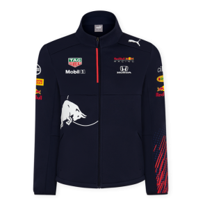 Red Bull Racing 2021 Womens Team Softshell Jacket