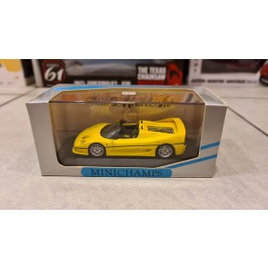 1:43 Ferrari F50 Spider 1995 Yellow