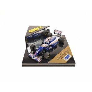 1:43 Williams Renault FW16 David Coulthard French Grand Prix