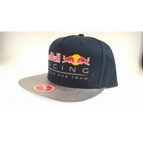 Red Bull Racing New Block snapback Total Eclipse - Silver