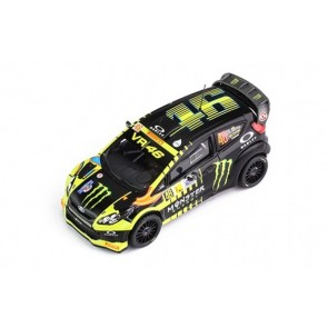 1:43 Ford Fiesta RS WRC #46 Valentino Rossi Monza Rally 2015