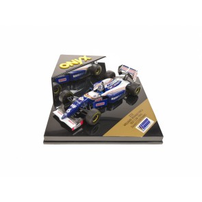 1:43 Williams Renault FW16 Test Car 1995 David Coulthard