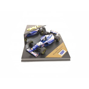 1:43 Williams Renault FW17 Damon Hill