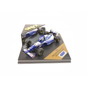 1:43 Williams Renault FW17 David Coulthard