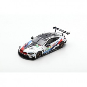 1:43 BMW M8 GTE No.81 BMW Team Mtek 24H Le Mans 2019