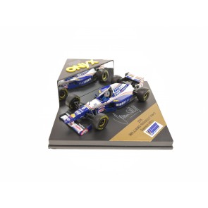 1:43 Williams Renault FW17 Damon Hill G.P. Portugal Limited Edition