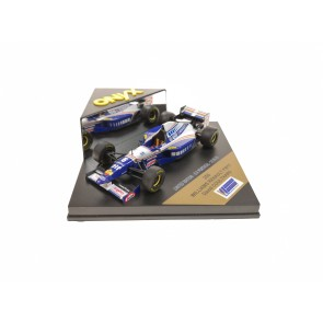 1:43 Williams Renault FW17 David Coulthard G.P. Portugal Limited Edition