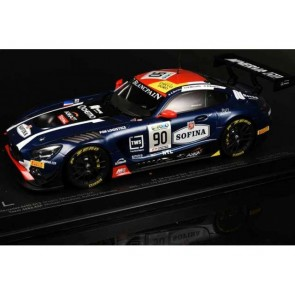 1:18 Mercedes AMG GT3 'AKKA ASP #90' 3rd Place 24H of Spa 2017'