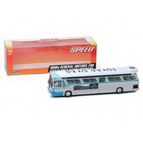"1:43 1960 General Motors TDH #2525 Los Angeles Downtown Bus ""Speed"""