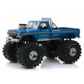 1:18 Ford F-250 Monster Truck With 66-inch Tires Bigfoot #1 'Kings Of Crunch'