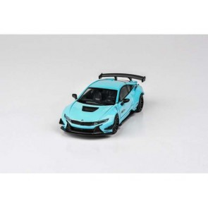 1:64 BMW i8 (LHD) Liberty Walk 'Peppermint Green'