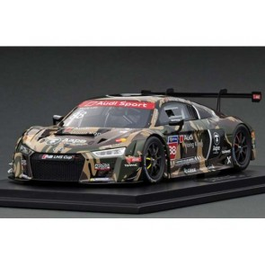 1:18 Audi R8 LMS Cup 2016 'Marchy Lee' Black Camouflage'