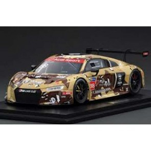 1:18 Audi R8 LMS Cup 2016 Shanghai 'Marchy Lee' Brown camouflage