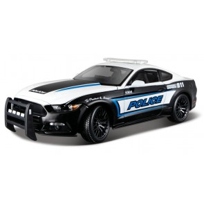 1:18 Ford Mustang GT Police 2015