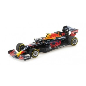 1:43 Red Bull RB16, A. Albon '4th Place Styrian GP'